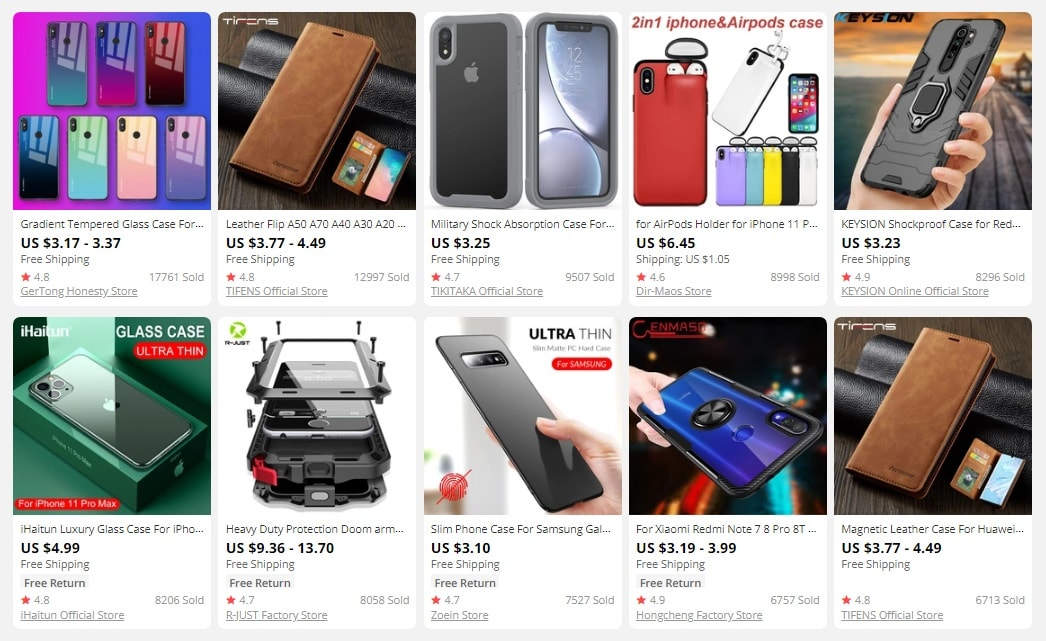 dropship iphone cases