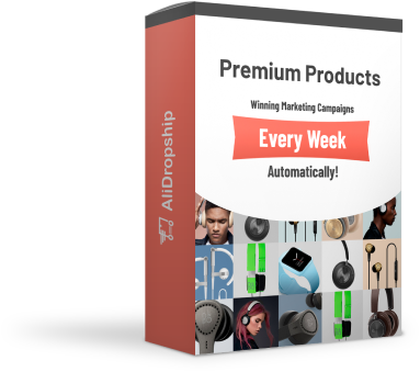 Premium Products solution from AliDropship