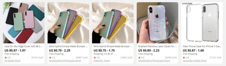 dropship phone cases
