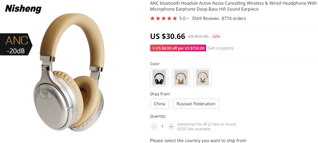Niche Products To Sell In Your Dropshipping Store In 2021: Headphones