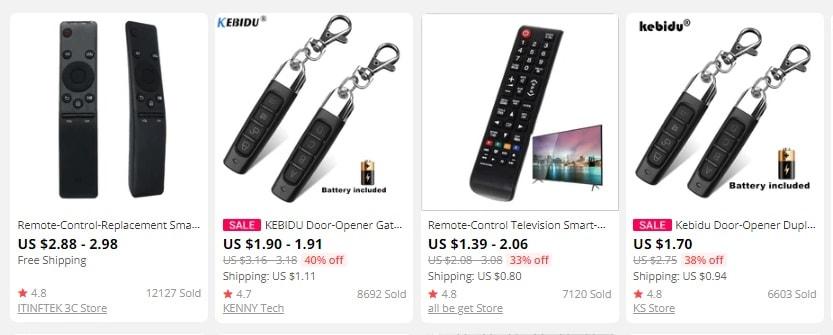 best tech under 5 dollars
