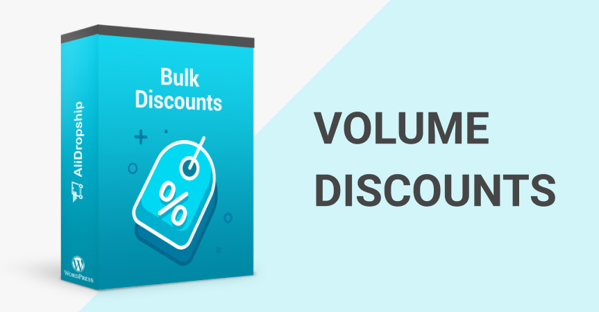 Benefit from volume discounts by using the Bulk Discounts add-on!