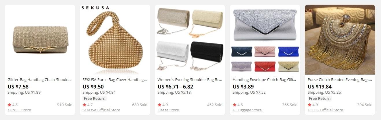 dropship handbags