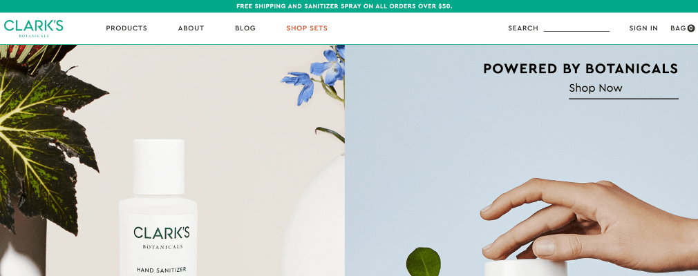 Ecommerce investments: giving freebies