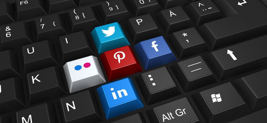 Social media play a huge role in promoting an ecommerce business