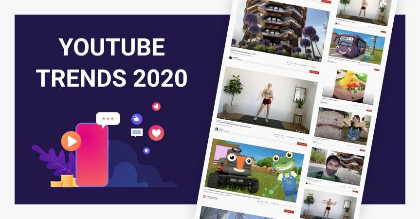 What's Trending On YouTube In 2020?