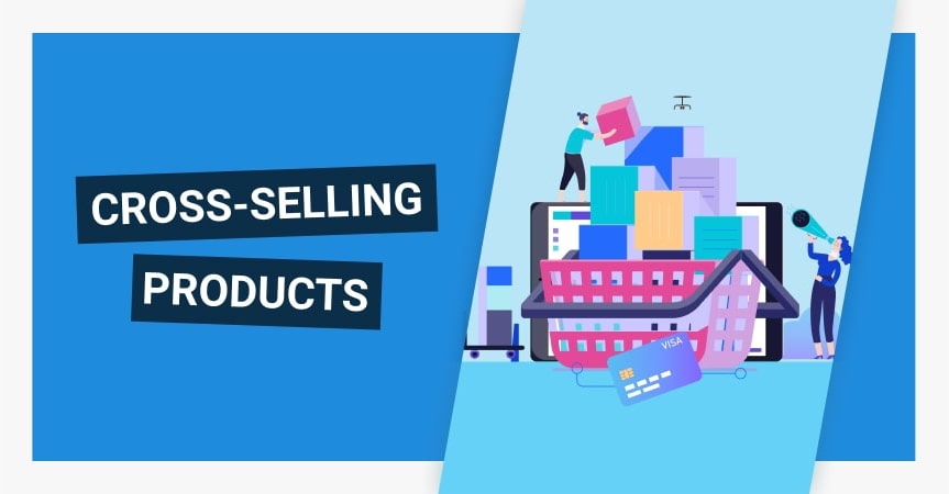 Cross selling products examples