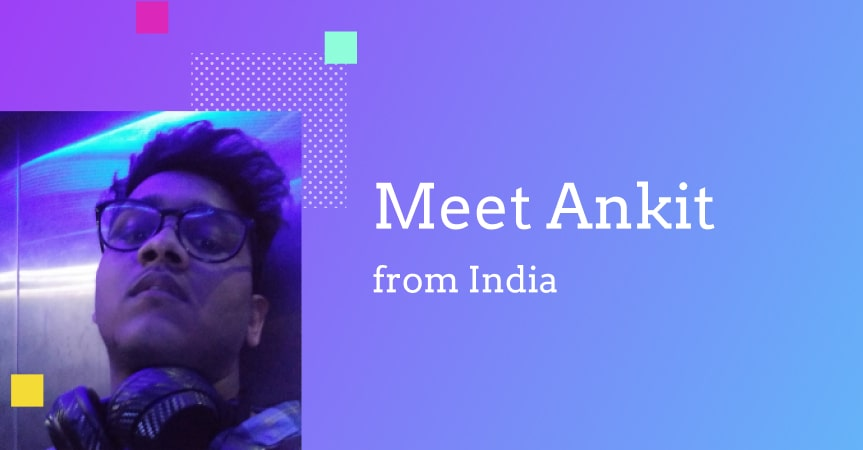 Ankit Shares His Story Of Launching An Online Business In India