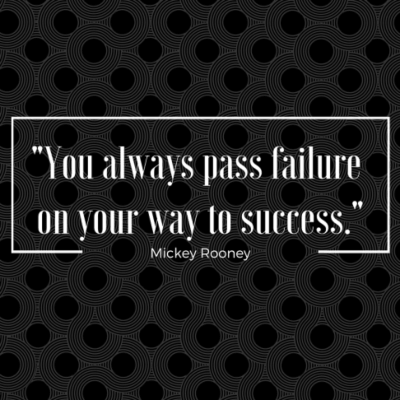 Motivational quotes for entrepreneurs by Mickey Rooney