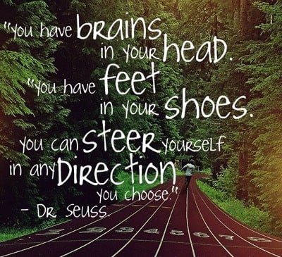 Motivational quotes for entrepreneurs by Dr. Seuss