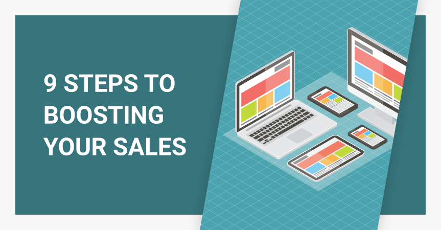 How to increase online sales with minor on-site improvements