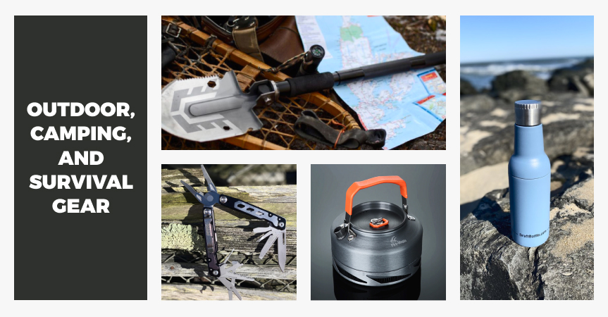 Do you want to dropship outdoor gear to the US? Then enjoy super-fast 1-3 days shipping!