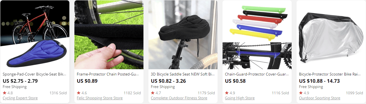 dropship outdoor gear bicycle covers