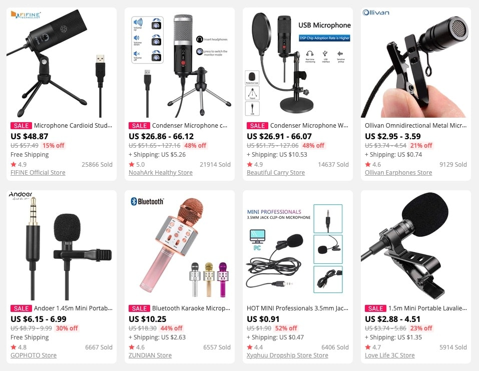 a picture showing how much one of trending products to sell cost