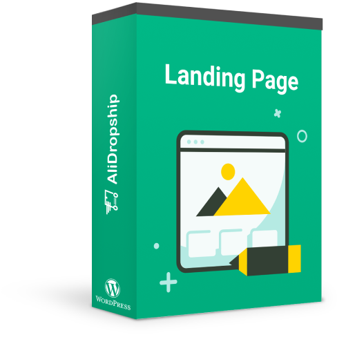 Landing page tip: use Landing Pages Add-on to create engaging landing pages in several clicks