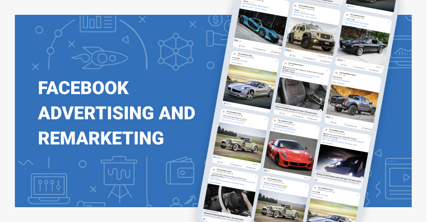 A detailed guide on how we make money with Facebook ads and remarketing