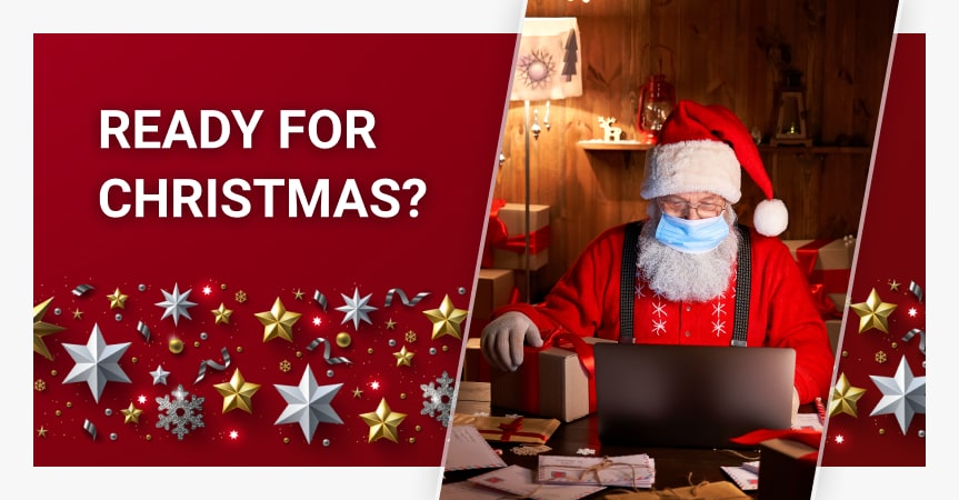 Christmas preparation ideas for ecommerce