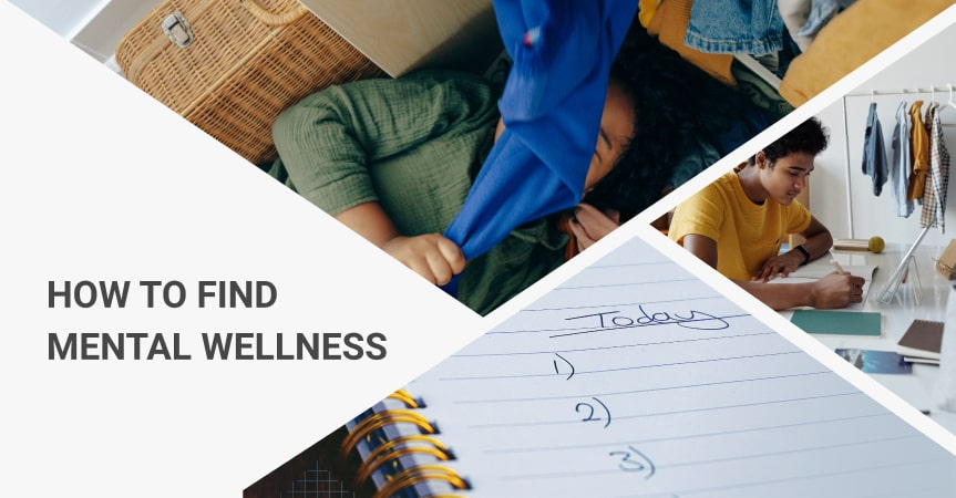 Supporting Mental Health During COVID-19 Pandemic: Finding Balance In 2020