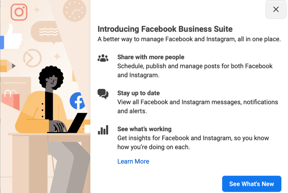 Facebook Updates 2020: Facebook Business Suite