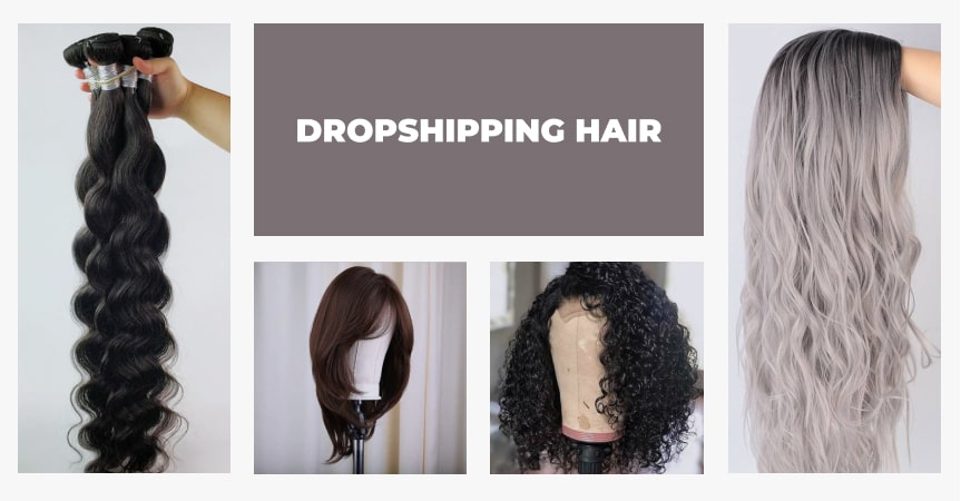 How to start dropshipping hair: ideas and advice