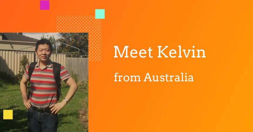 How To Start An Online Business In Australia: Kelvin's Success Story