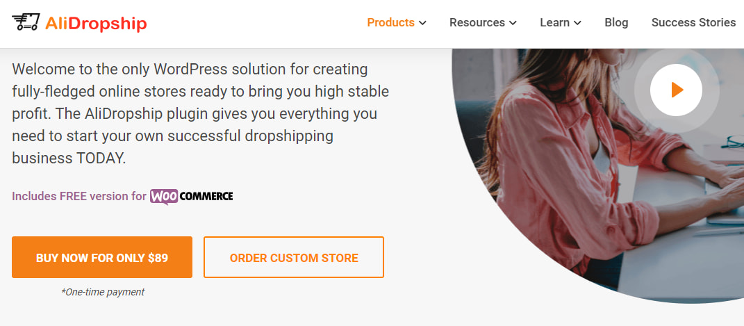If you compare AliDropship vs. other solutions, you'll see that prices are AliDropship's strong point.