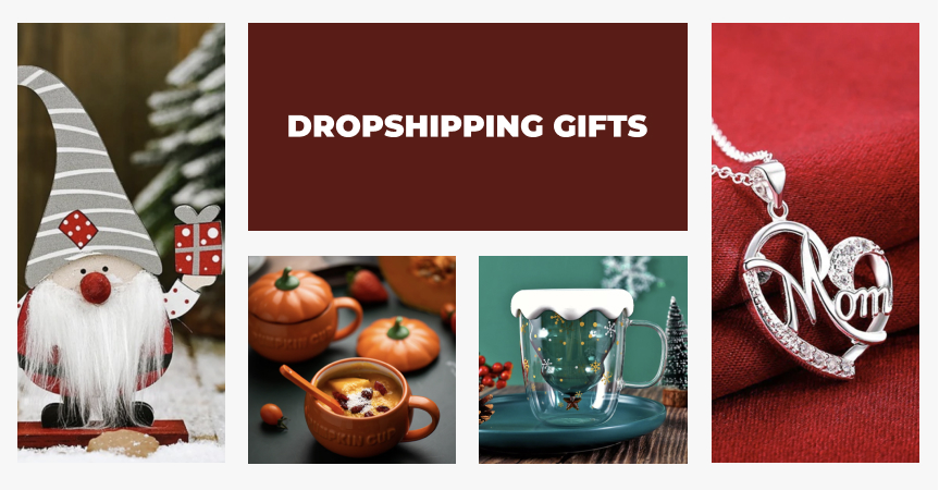 Would you like to dropship gifts? Here's a number of product ideas for your online store!