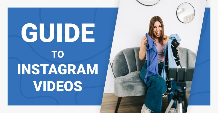 How to make a selling video on Instagram