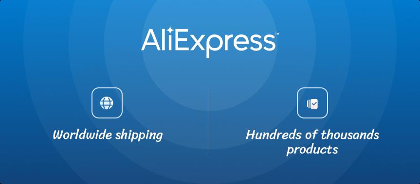 Benefits of AliExpress as an online business supplier