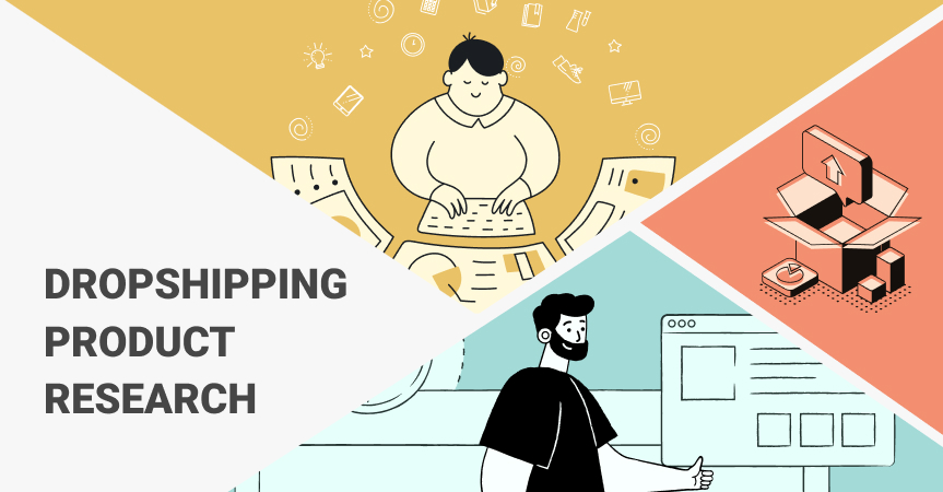 With Sellvia's products, you don't need to conduct dropshipping product research.