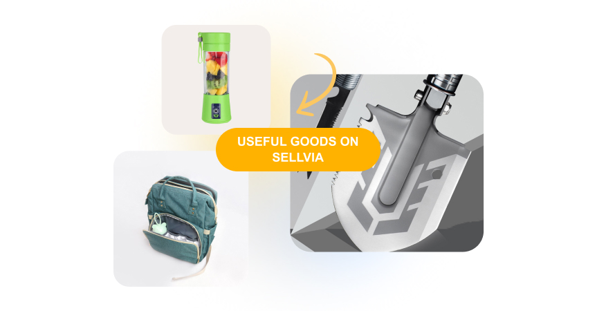 Examples of useful dropshipping goods that are always easy to advertise