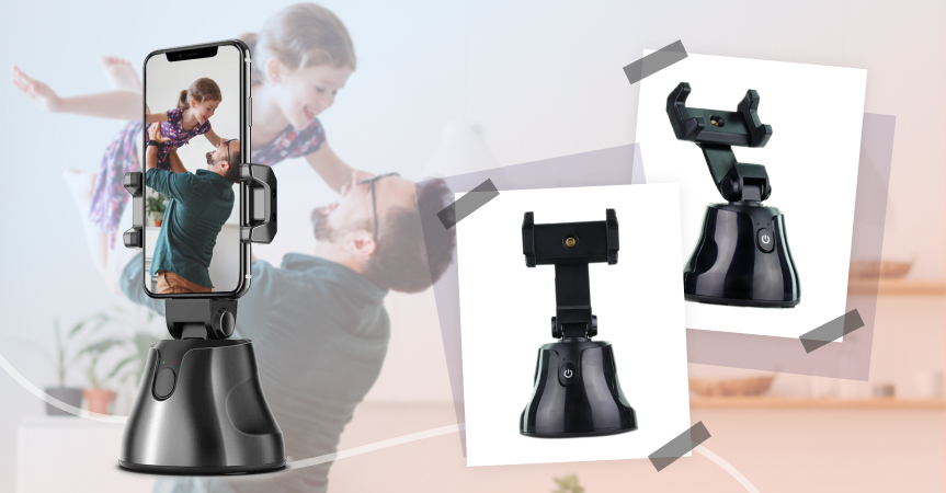 Meet one of the best dropshipping products to sell now: Robot Cameraman