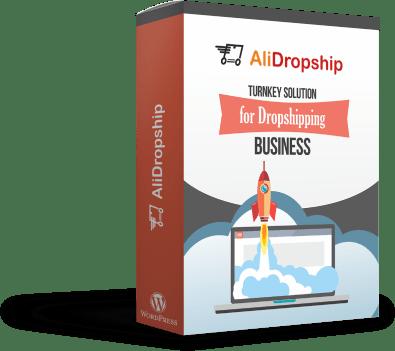 The AliDropship plugin
