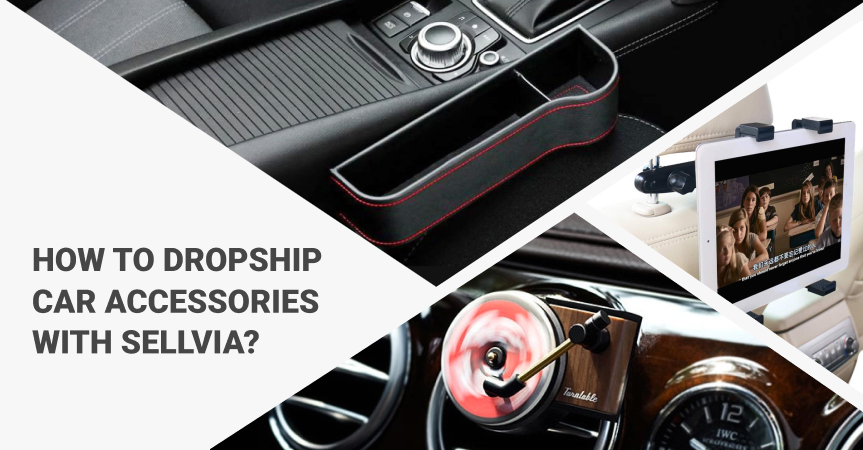 It's a good idea to dropship car accessories to the US since 90% of American households own a car.