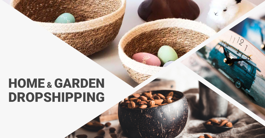 The potential of home and garden dropshipping business