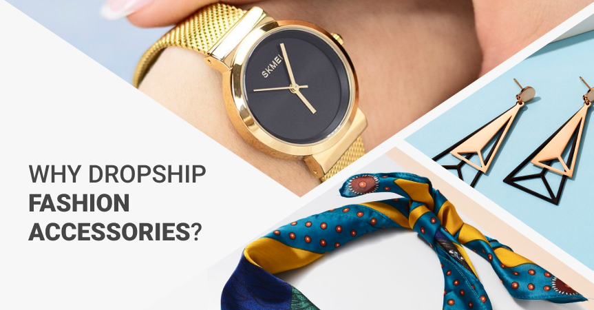 Here is how you can dropship fashion accessories to the US with fast delivery!